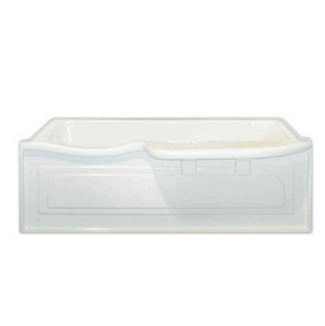 Aquarius Bathware CHA 6034 TOLWHT at Sanders Supply Kitchen-Bath ...