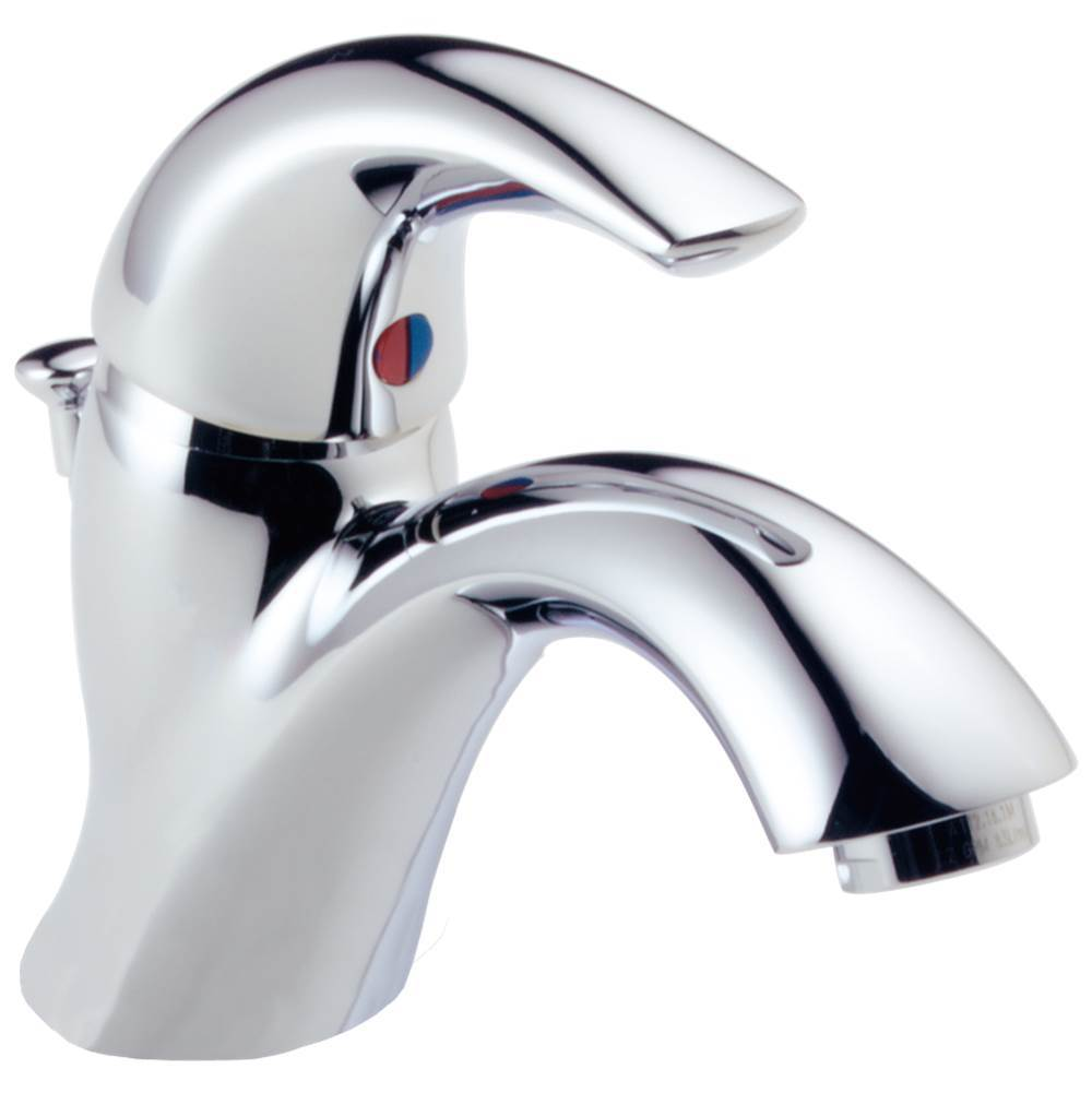 Faucets Bathroom Sink Faucets Single Hole Sanders Supply Hot